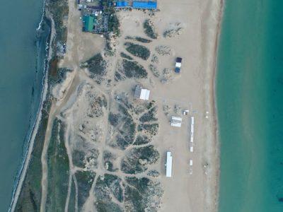 Тайные пляжи Краснодарского края.  Где найти покой?